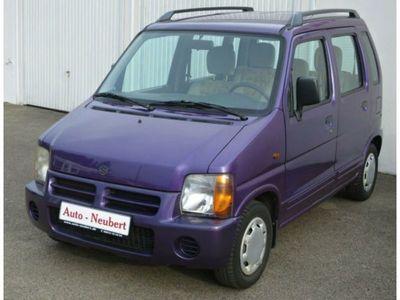 gebraucht Suzuki Wagon R bei Gebrachtwagen.expert