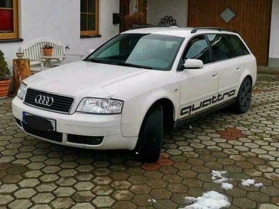 gebraucht Audi A6 2,4l 170PS