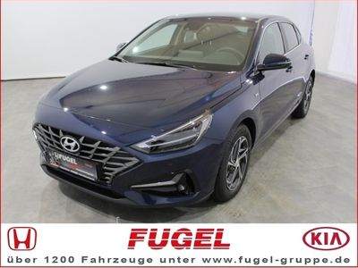 gebraucht Hyundai i30 1.5 T-GDi Fastback MH   