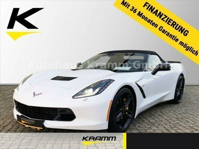 gebraucht Corvette Stingray C7 6.2 V8 AT8Cabrio 3LT