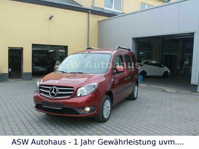 gebraucht Mercedes Citan 111 CDI lang Tourer Edition*Klima*Sitzhzg*