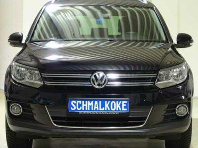 gebraucht VW Tiguan 2.0 TDI BMT Sport&Style AHK Navi 2C-Clima
