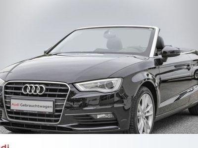 gebraucht Audi A3 Cabriolet 1,4 TFSI Ambition 6-Gang NAVI XENON