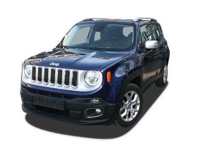 second-hand Jeep Renegade Limited 1.6l Mjet 2WD 6MT NAVI