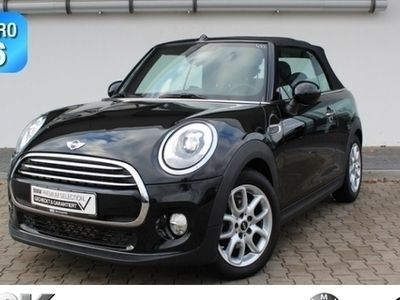 käytetty Mini Cooper D Cabriolet Chili,Navi,Leasing ab 229 o.A.