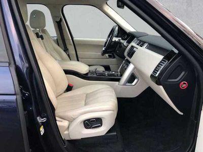gebraucht Land Rover Range Rover Range Rover TDV6 Vogue