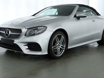 gebraucht Mercedes 450 E4M Cabriolet AMG Sport Com LED Sitzklima 3