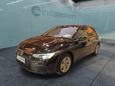 gebraucht VW Golf VIII Golf1.5 TSI ACT Life Navi Pro ACC Winterpaket
