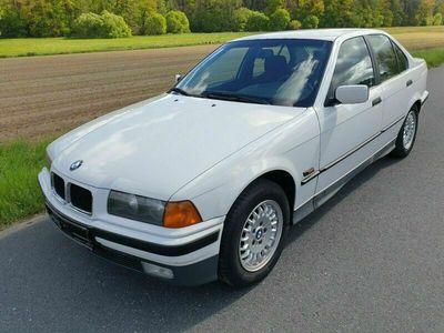 gebraucht BMW 323 i Alpina Weiß - TÜV 09/22