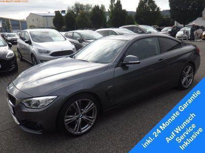 gebraucht BMW 425 d Coupé Sport Line