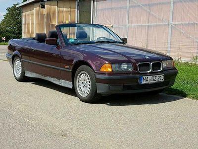 gebraucht BMW 318 Cabriolet i E36