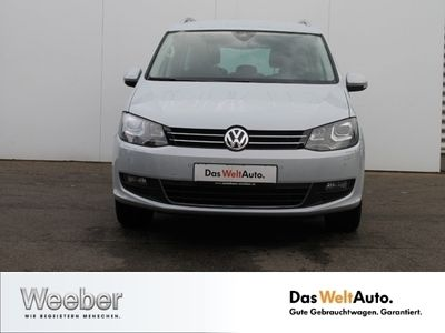 gebraucht VW Sharan 2.0 TDI Join 7 Sitzer AHK Navi Xenon PDC