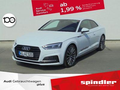 gebraucht Audi A5 Coupé Sport 2.0 TFSI S Line selection S-tronic