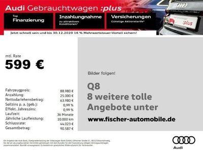 gebraucht Audi Q8 50 TDI quattro S-line