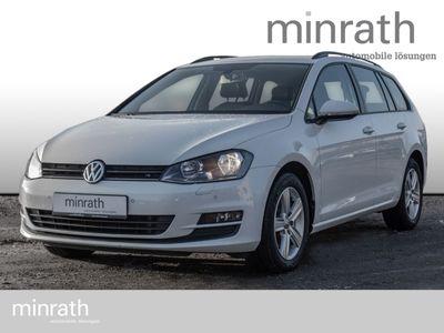 gebraucht VW Golf Variant VII Comfortline BMT 2.0 TDI Navi PD