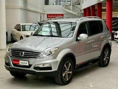 gebraucht Ssangyong Rexton 2.2 Diesel e-XDi 220 Quartz 4WD