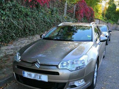 gebraucht Citroën C5 Tourer 2.0HDi 165 FAP Exclusive, Rechtslenker