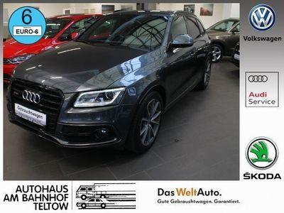 gebraucht Audi SQ5 3.0TDI Competition quattro*EU6*B&O*MMI*Kamer
