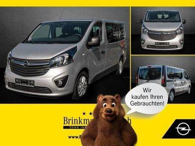 gebraucht Opel Vivaro B 1.6 CDTI Biturbo Combi+ L1H1 2,7t SHZ