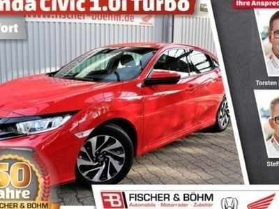 gebraucht Honda Civic 1.0 i-VTEC Turbo Comfort - Sehr wenig KM