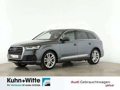 gebraucht Audi Q7 3.0 TDI quattro S-Line *7-Sitze*Bose*Panorama*Mat