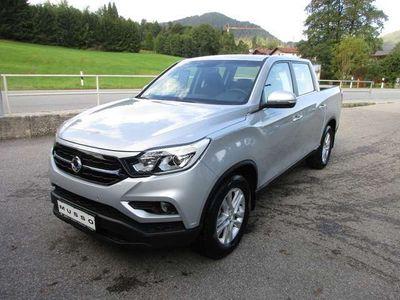 gebraucht Ssangyong Musso 4WD Sapphire