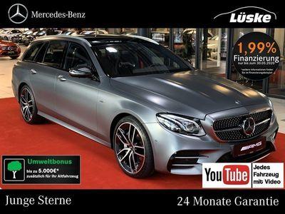 gebraucht Mercedes E53 AMG E 53 AMGT 4M+ Carbon magno Pano Memory Keyless 360° A