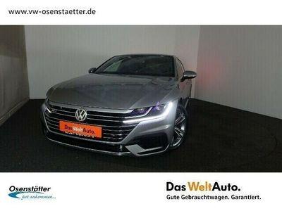 gebraucht VW Arteon R-Line 2,0 TDI 4M./LED/Pano/Navi/ACC