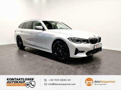 gebraucht BMW 330 i Sport Line LED Pano Leder Driv.Ass.Prof.