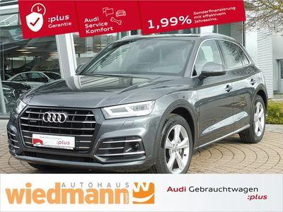 gebraucht Audi Q5 S line 55 TFSI e qu. S tr., HeadUp+Virtual+adAir