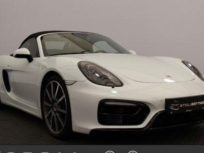 gebraucht Porsche Boxster GTS PDK Sportabgas BOSE PCM