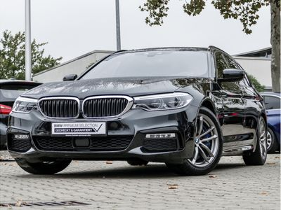 second-hand BMW 540 i xDrive Touring