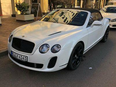 gebraucht Bentley Continental Supersports ATM 16000 KM-TOPZUSTAND