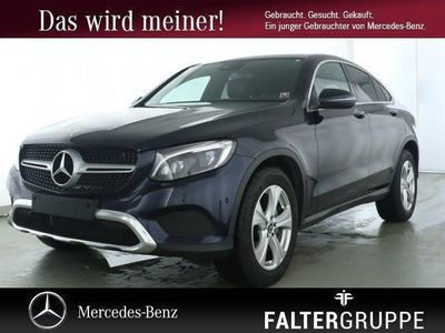 gebraucht Mercedes GLC350 d Cpé € 72.548,-AMG Comand ILS GSD KeyGo AMG Line