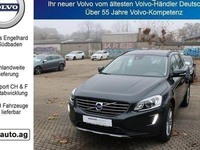 gebraucht Volvo XC60 AWD MOMENTUM BUSINESS FAMILY 5 PAKETE