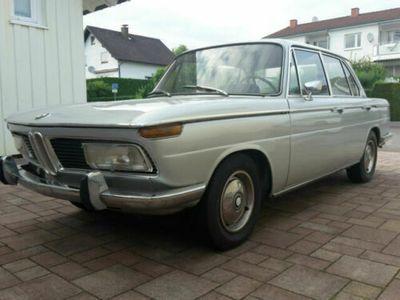 gebraucht BMW 2000 Neue Klasse H-Kennzeichen TÜV 2020