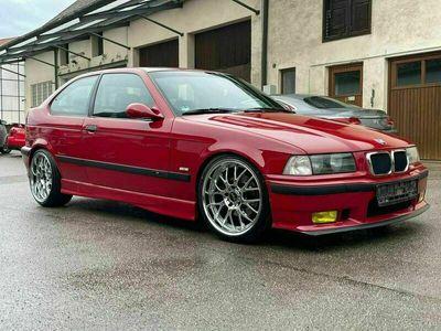gebraucht BMW 323 Compact E36 ti SLE Sonder Limited Edition T... als Sportwagen/Coupé in Schwabing-Freimann