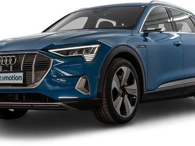 gebraucht Audi E-Tron eTron - advanced 55 quattro. Panoramad.