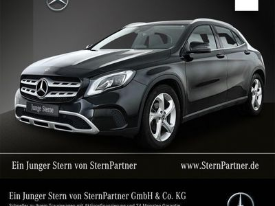 gebraucht Mercedes GLA180 7G-DCT / Urban / LED / NAVI / PTS / SHZ