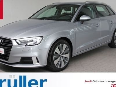 gebraucht Audi A3 Sportback Sport 1.5 TFSI Navi Xenon Sitzh