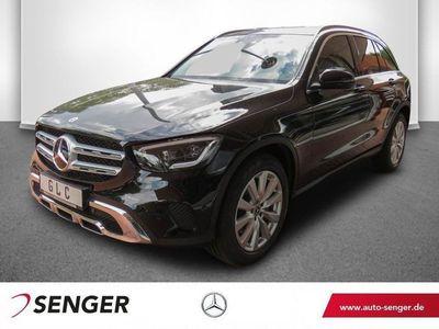 gebraucht Mercedes 200 GLC4M Coupé Navi LED Rückfahrk. FACELIFT