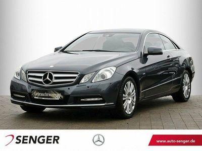 gebraucht Mercedes E200 Coupé *5G-Automatik*Bi-Xenon-ILS*Navi*PTS*