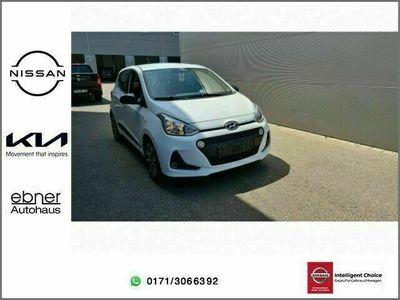 gebraucht Hyundai i10 1.2 87PS Passion /Klima /Lenkradheiz. /Bluet