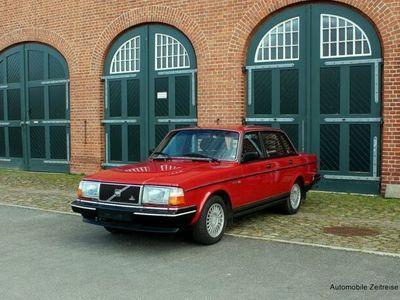 gebraucht Volvo 244 GLE nur 72.000km Spitzenzustand