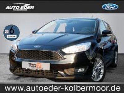 gebraucht Ford Focus 1.0 EcoBoost Business StartStopp Klima