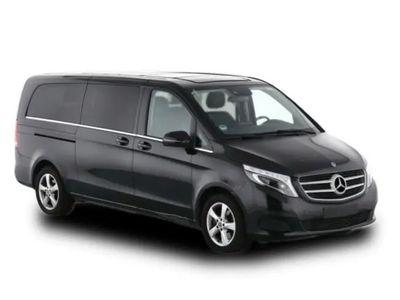 gebraucht Mercedes V250 Avantgarde extralang KLIMA NAVI SHZ