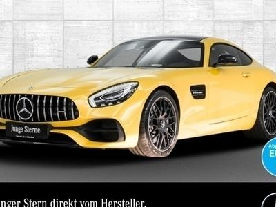 gebraucht Mercedes AMG GT Cp. Perf-Sitze Perf-Abgas Pano COMAND LED