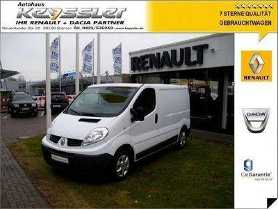 gebraucht Renault Trafic 2.0 dCi 90 FAP L1H1