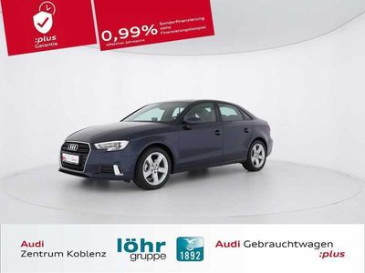 gebraucht Audi A3 1.0 TFSI Limousine sport *Navi*Xenon*SitzH*