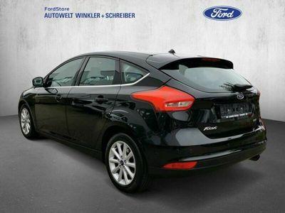 gebraucht Ford Focus 1.5 EcoBoost Aut. Titanium